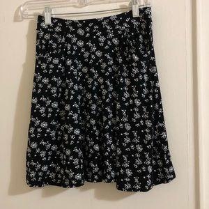 ASOS Adorable Flowy Floral Skirt!!
